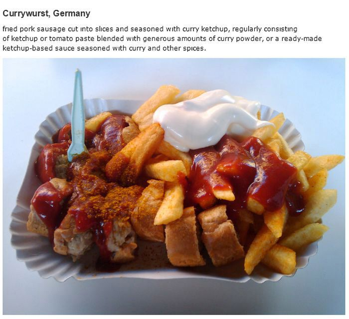 Unique Food From Around The World You Need To Try (15 pics)