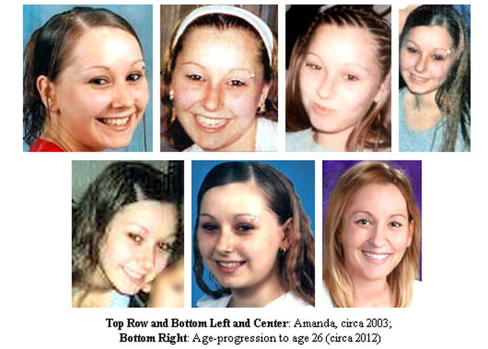 See Where Ariel Castro Kept This Woman For 10 Years (5 pics)