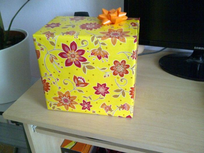 This Gift Is Locked Up Like Fort Knox (13 pics)