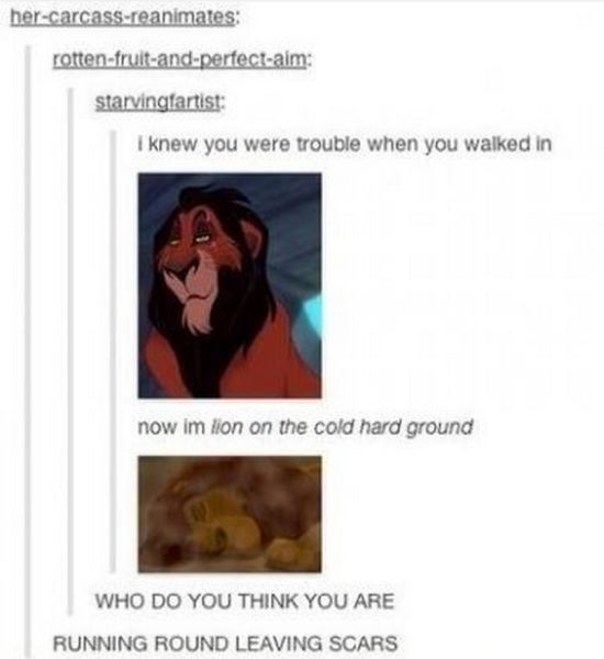 Disney Puns At Their Finest (24 pics)