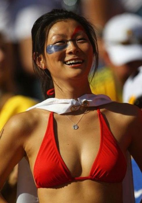 Hot Girls In The Stands At The 2010 World Cup 50 Pics-1419