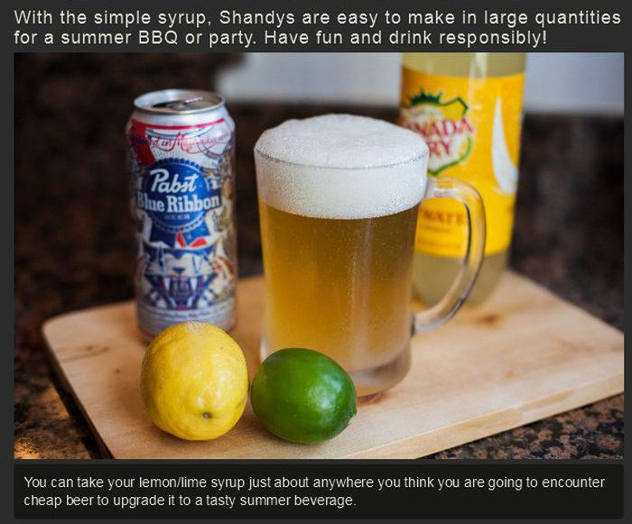 How To Make The Perfect Summer Shandy (18 pics)