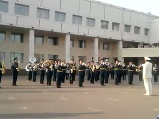 Russian Cover Of 'Gangnam Style'