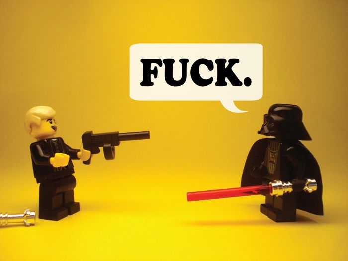 Good LEGOs Gone Bad (15 pics)