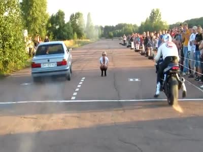 Drag Racing Fail