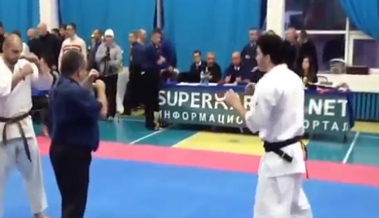 One Of The Fastest Knockouts Ever