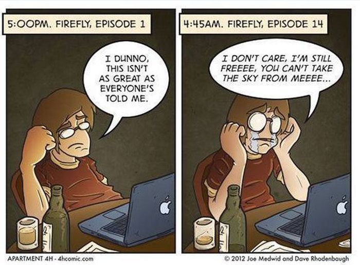 You Know You're A Geek When (44 pics)
