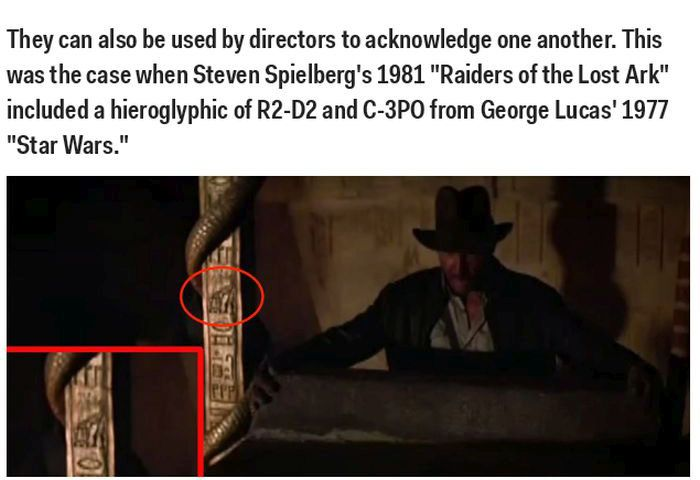 Hidden Easter Eggs In Big Hollywood Movies (15 pics)