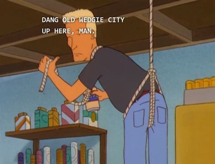 Moments From King Of The Hill That Will Make You LOL (24 pics)