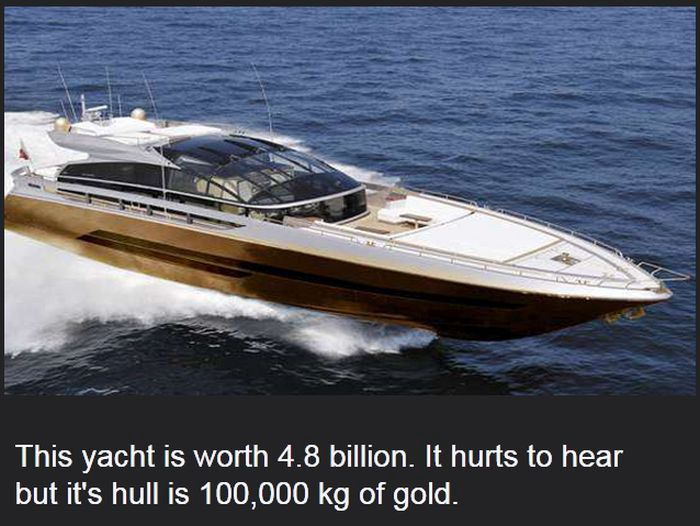 25 Of The Most Expensive Things Ever (25 pics)