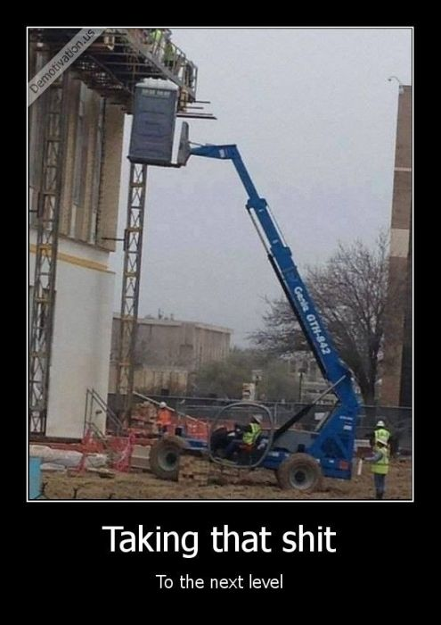 Demotivational Posters To Boost You Up (48 pics)