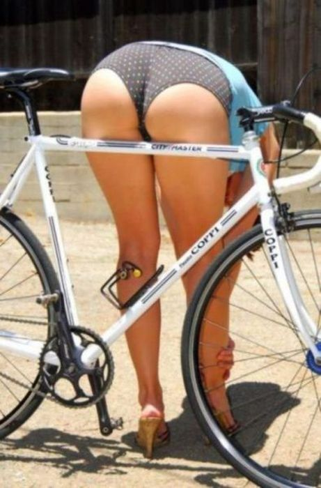 Bikes Have Never Looked Like This Much Fun (39 pics)
