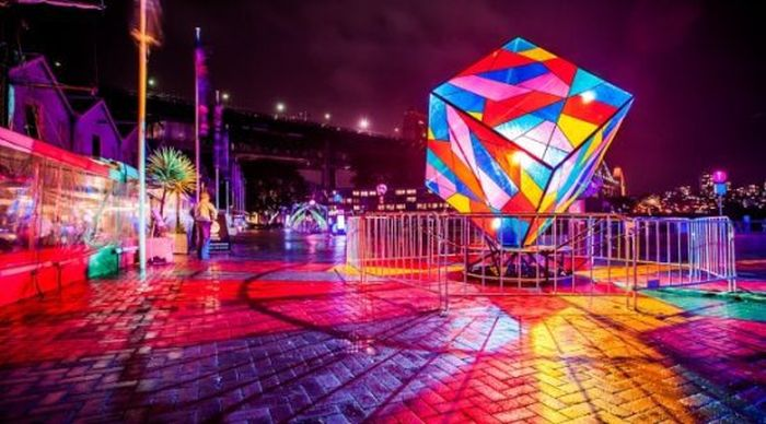 Vivid Sydney Is Mesmerizing (45 pics)