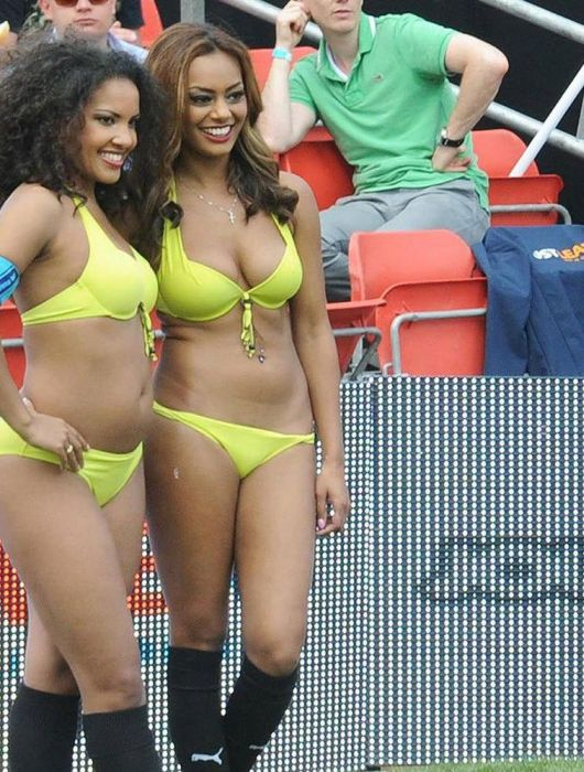 The World Cup Of Lingerie (24 pics)