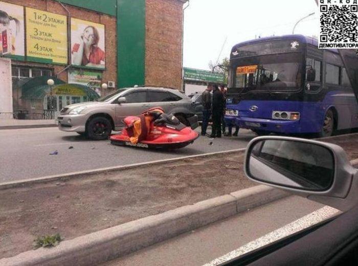Funny Car-Themed Photos. Part 9 (41 pics)