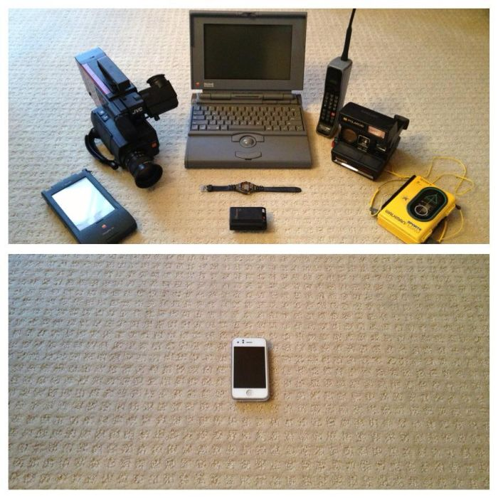 Technology Of The Future That Exists Today (25 pics)