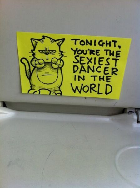 The Most Motivational Post It Notes Ever (16 pics)