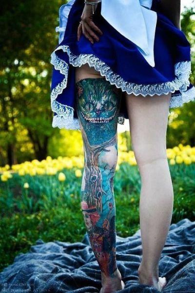 Epic Tattoos That Anyone Can Appreciate (43 pics)