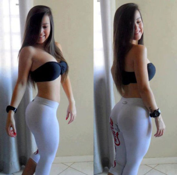 We Owe So Much To The Man That Invented Yoga Pants (40 pics)