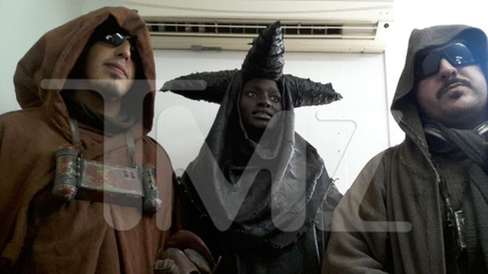 Star Wars Episode VII Leaked Photos From The Set (45 pics)