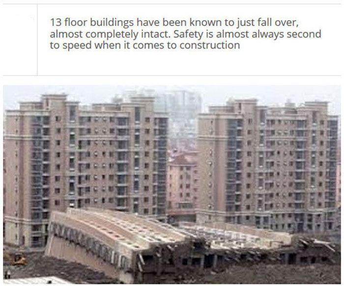 The Strangest Things Are Happening In China Right Now (25 pics)