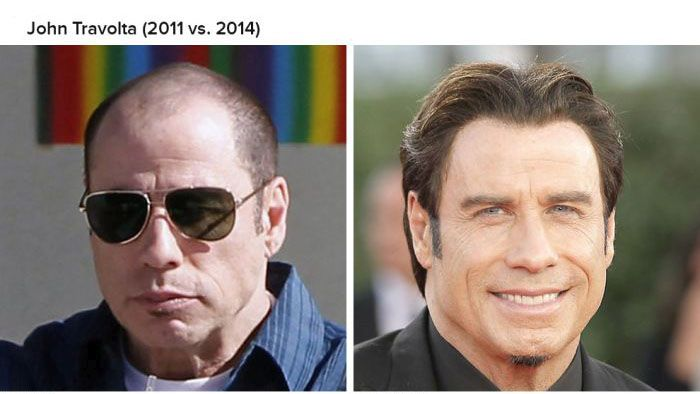 Celebrities That Are Aging In Reverse (21 pics)