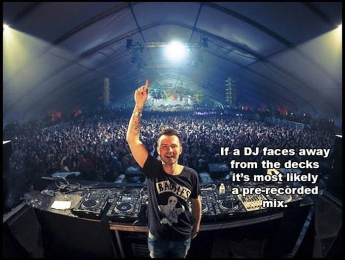 Hilarious Facts About DJs (8 pics)