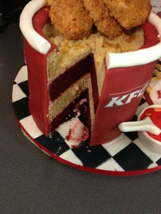 Think This Is A Bucket Of KFC? Think Again (5 pics)