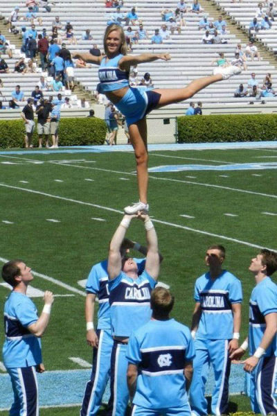 The Perks Of Being A Male Cheerleader (22 pics)