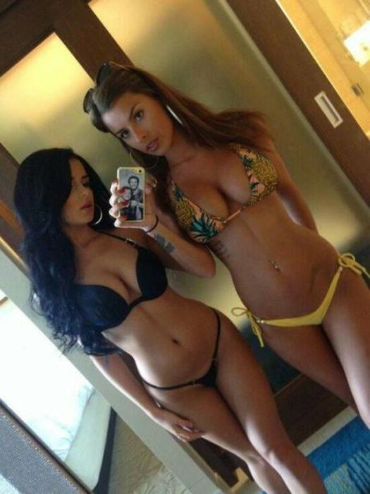 Summertime Is The Time To Bust Out The Bikinis (54 pics)