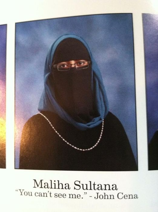 How Did They Get Away With These Yearbook Quotes? (31 pics)