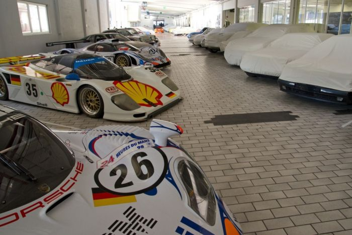 Amazing Porsche Collection (36 pics)