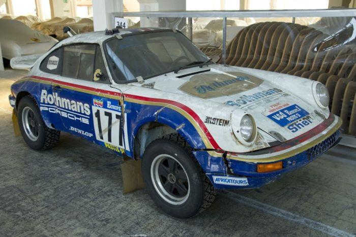 Amazing Porsche Collection (36 pics)