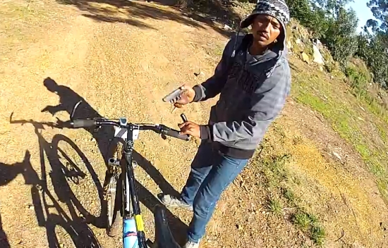 Cyclist Gets Robbed In Somerset West