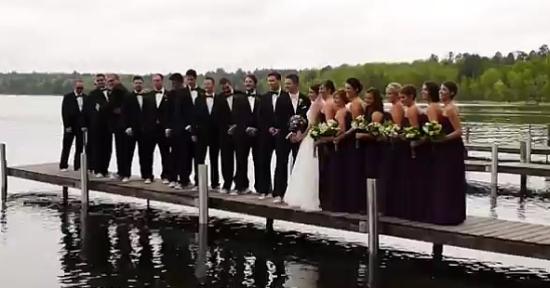 Wedding Photoshoot Gone Totally Wrong