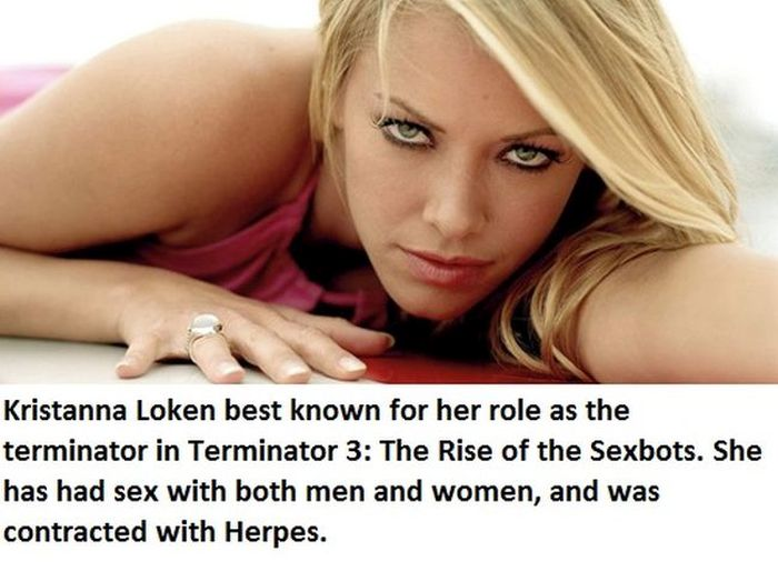Celebrities You Didn't Know Have STDs (15 pics)