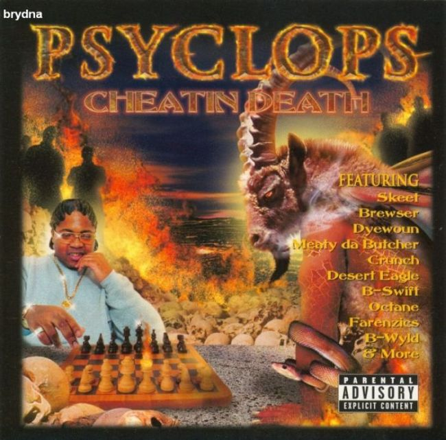 Hip Hop Album Covers That Are Way Over The Top (49 pics)