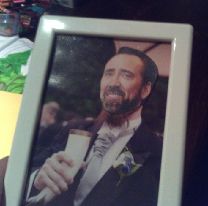 How To Use Nicolas Cage To Troll Your Household (32 pics)