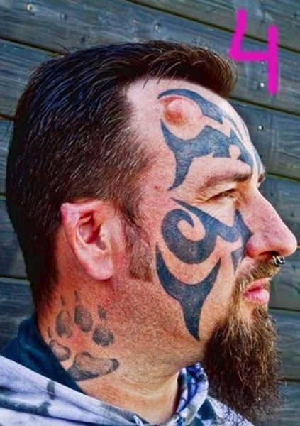 This Guy Spent Almost $20,000 To Look Like The Devil (20 pics)