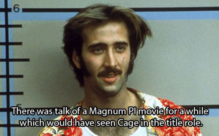 25 Shocking Facts About Nicolas Cage (25 pics)