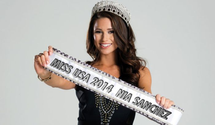 Photos of Nia Sanchez The New Miss USA (28 pics)