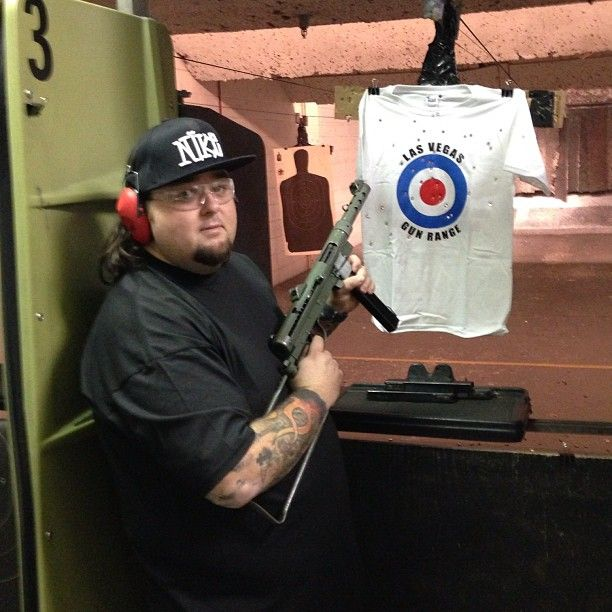 Chumlee From Pawn Stars Has Got The Life (37 pics)