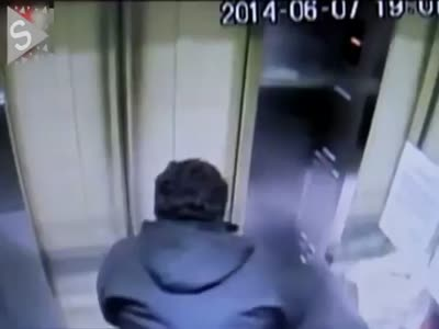 Man Gets Injured During An Elevator System Failure