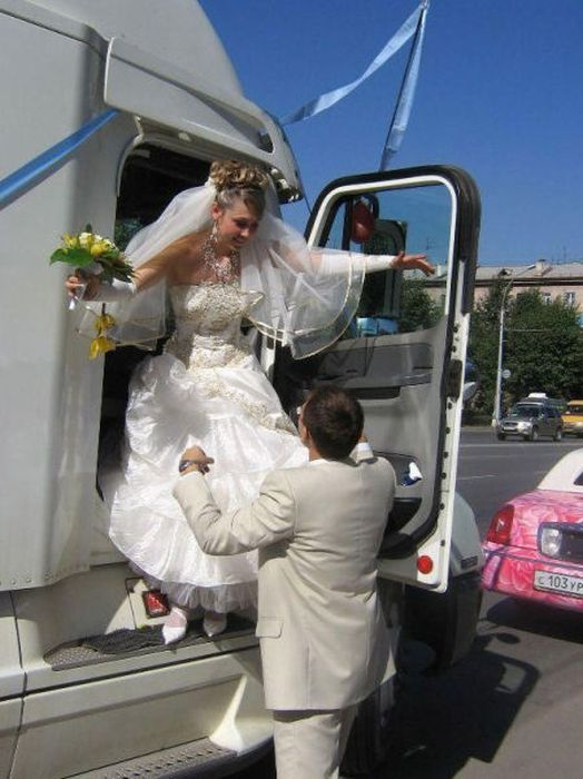 You Wish Your Wedding Was This Much Fun (73 pics)