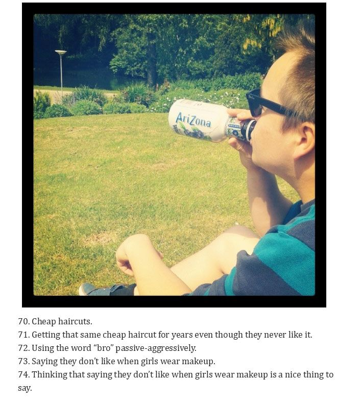Straight White Guys Love All Of These Things (13 pics)