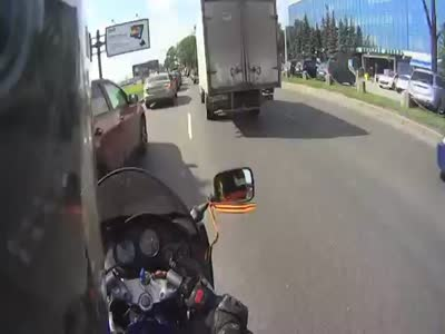 Cutting The Traffic Jam Gone Wrong