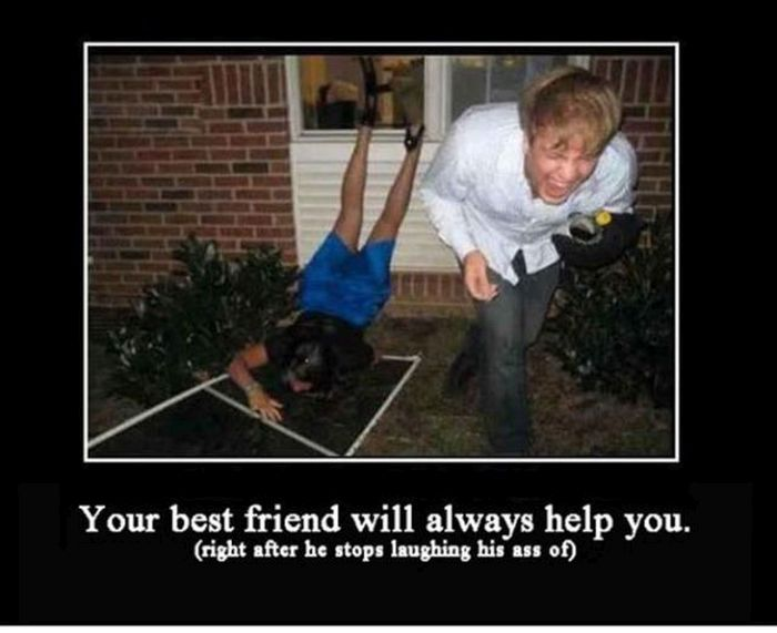 The Difference Between Friends And Best Friends (34 pics)