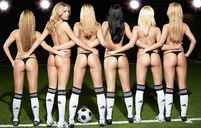 The Best Bums From The World Cup (48 pics)