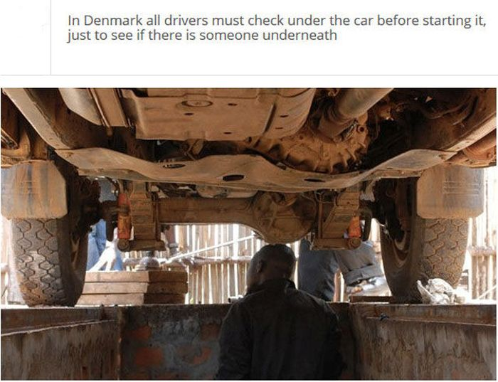 The Stupidest Driving Laws You Never Knew Existed (25 pics)