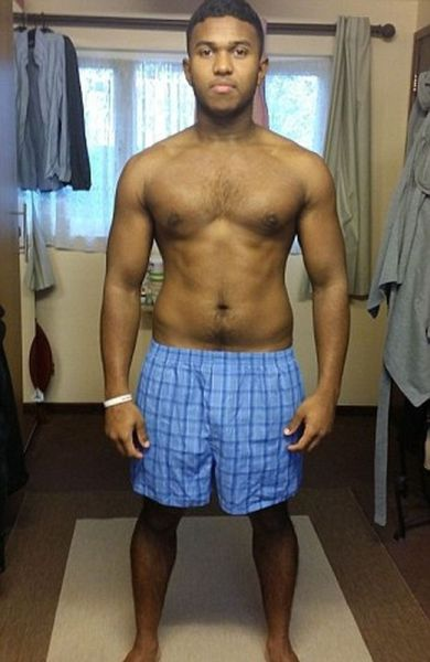 Amazing Body Transformation In Only 12 Weeks (17 pics)